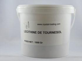Lécithine de Tournesol sans OGM en seau